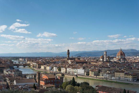 paesaggio di Firenze