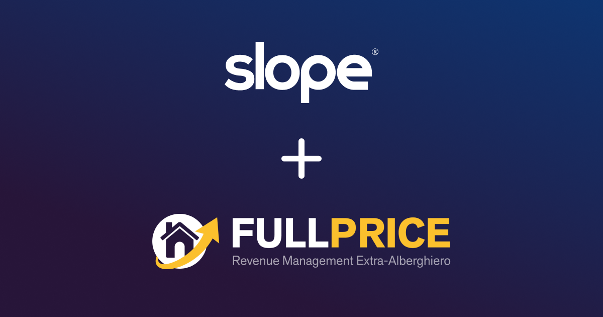 Nuova partnership Full Price - Slope