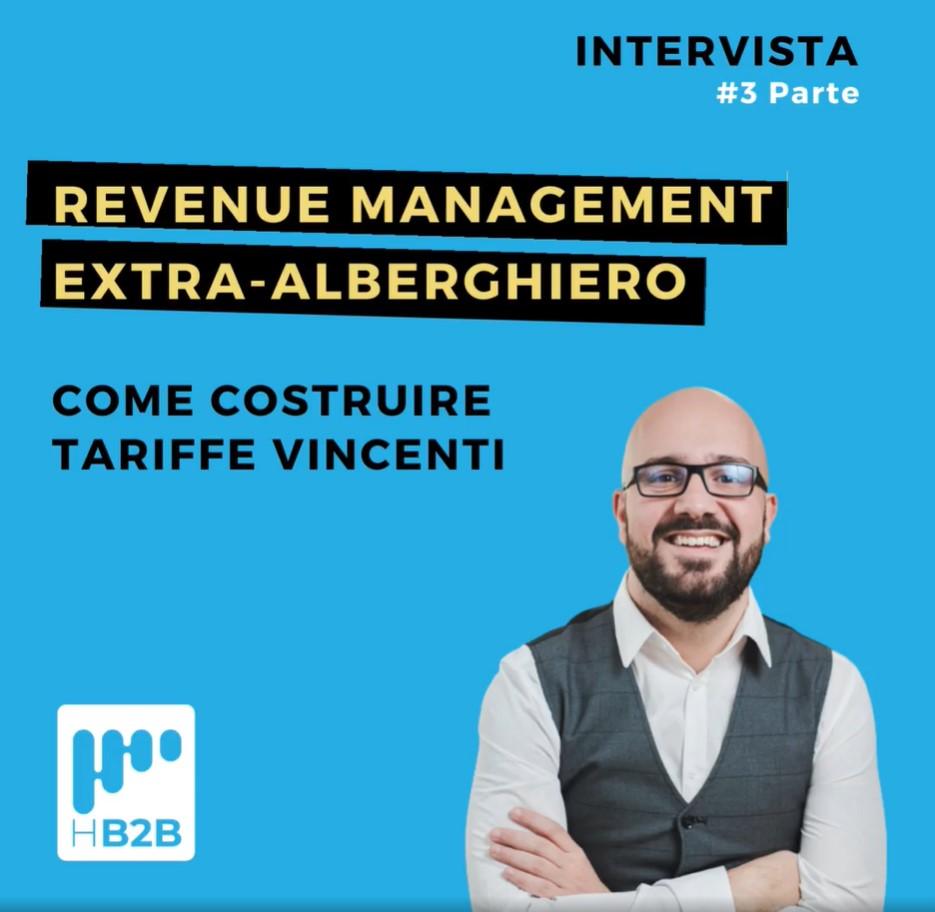 Revenue Management Extralberghiero - Come costruire le tariffe